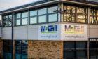 McGill's office on Harrison Road, Dundee.