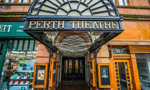 Perth Theatre and Concert Hall will open after a 17-month closure.