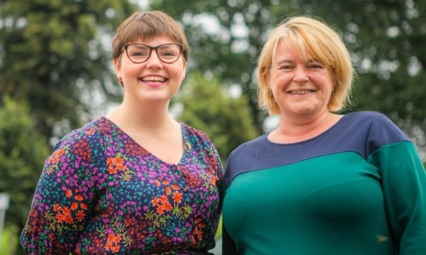 Karen Nichol and Sarah-Jane Dale, founders of The Skills Collective.