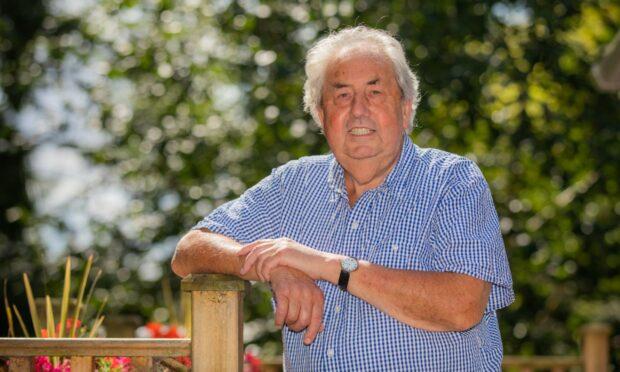 Retired wildlife crime officer Alan Stewart