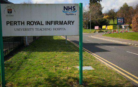 Perth Royal Infirmary PRI)