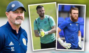 Tony Watt: St Johnstone's Zander Clark and Motherwell's Liam Kelly are both future Scotland goalkeepers