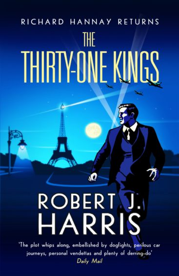The Thirty One Kings book cover