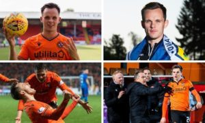 Shanks for the memories: Departed Dundee United hero Lawrence Shankland's brightest moments in tangerine