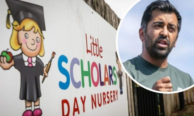 The allegations were made against management at Little Scholars Nursery in Broughty Ferry.