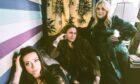 Country band Wandering Hearts.