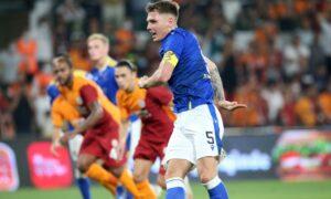 Jason Kerr 'good to go' for St Johnstone against Galatasaray, Callum Davidson confirms