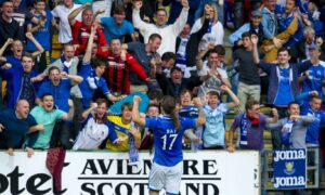 McDiarmid Park full-house: Tickets sell out for St Johnstone v Galatasaray
