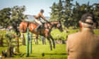 The opening day of the Blair Castle Horse Trials.