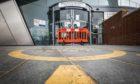 Dundee Rail Station door
