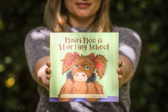 Illustrated by Sarah-Leigh Wills, Heather Lawson's book will help parents and children cope with the big milestones.