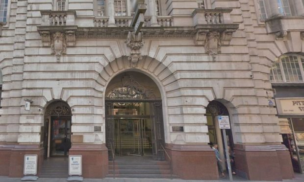 The MPTS hearing is taking place in the St James Building in Manchester.