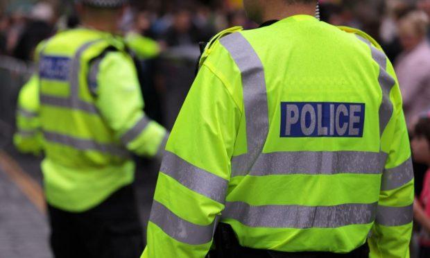 Cowdenbeath police assault girl