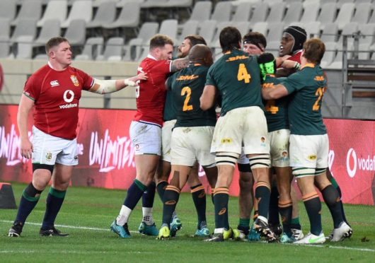 It was a bad-tempered, awful game, but the second test was an outlier in recent rugby internationals.
