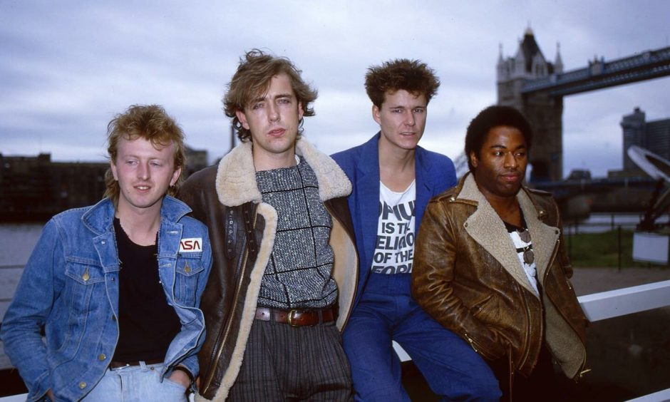 Stuart Adamson formed Big Country back in 1981 and the band went on to enjoy major success in the 80s and 90s.