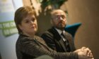 Nicola Sturgeon and Patrick Harvie held talks for a 'coalition'.