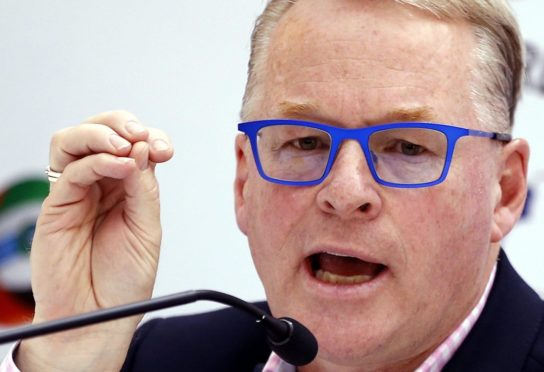 """The Scottish Open collaboration is """"just the beginning"""" of stronger ties with the PGa Tour, said European Tour CEO Keith Pelley."""