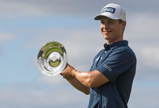 Calum Hill's win in the Cazoo Classic showed Scottish Golf is in a good place.