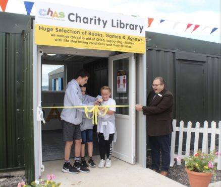 New CHAS Library at Errol Market