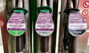 Customers at several petrol stations across Scotland will be limited to a £30 spend