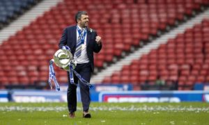 Callum Davidson is taking St Johnstone back to Hampden in the Premier Sports Cup.