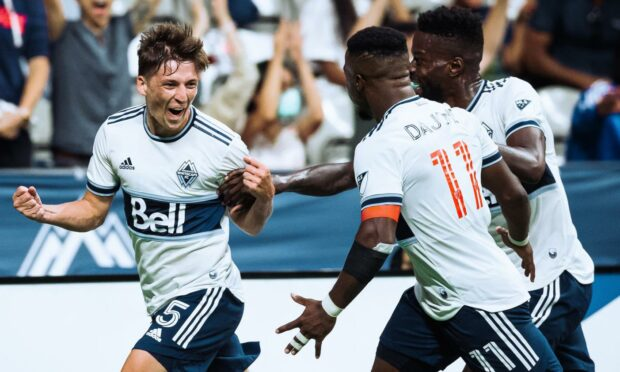 Ryan Gauld is taking the MLS by storm with Vancouver Whitecaps