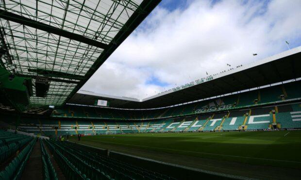 Home fans only: Celtic Park