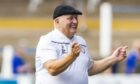 Dick Campbell says there is a buzz around Arbroath this season.