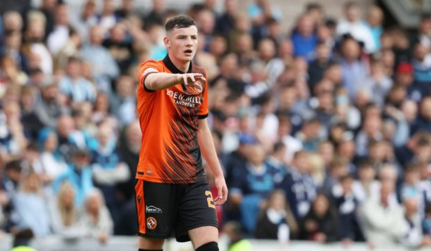 Kerr Smith has given a chance to shine at Dundee United by Tam Courts