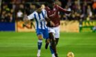Arbroath took on Kilmarnock in a table-topping clash at Gayfield