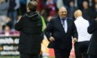 Dick Campbell was all smiles after Arbroath drew with Kilmarnock