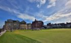 The Alfred Dunhill Links Championship goes ahead next month.