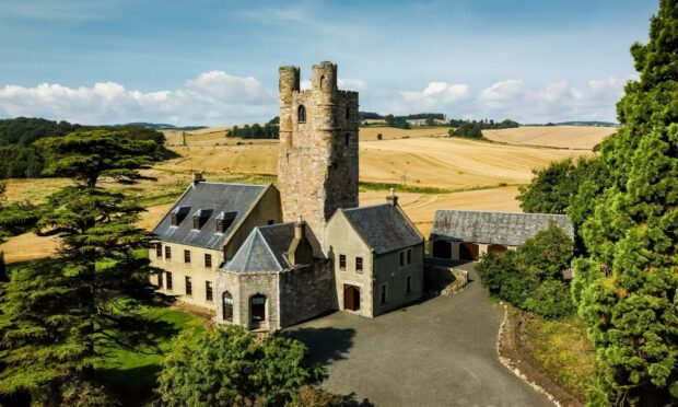 PROPERTY: Historic East Neuk tower is remarkable restoration story