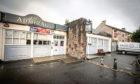 Admiral Bar brawl Dundee