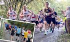 Runners from clubs across Fife came took part in the annual event in Glenrothes.