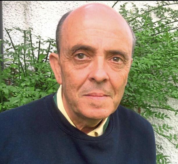 Alastair Derrick.