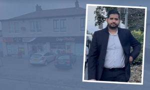 Moeen Ramzen kept his licence for the sake of his businesses.