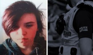 Missing Fife teenager Alex/Aimee Moody