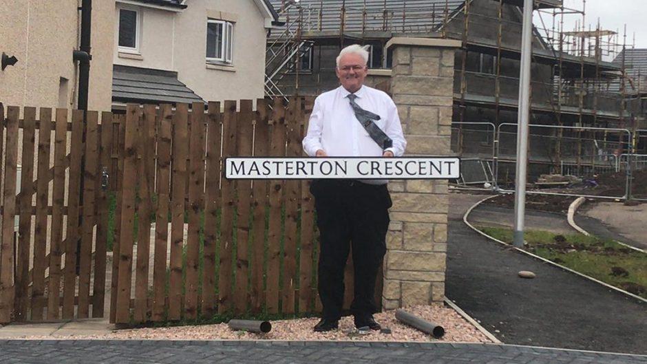 Alan E Masterton