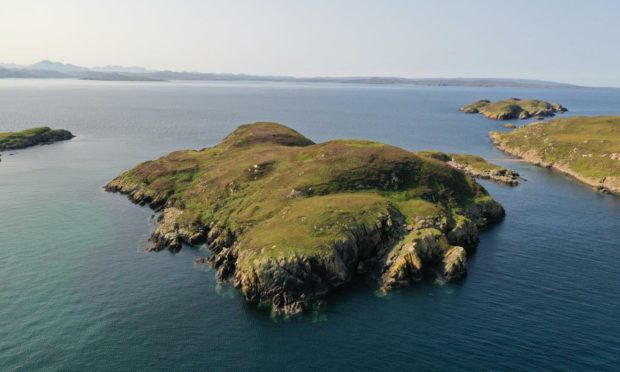Càrn Deas is up for sale for offers over £50,000. Photo: Goldcrest Land and Forestry