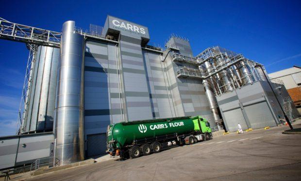 Carr's Flour Mill Kirkcaldy