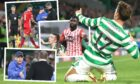 Celtic saw off the Rovers