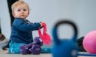 Mum and baby classes have started at The Studio in Kirriemuir.