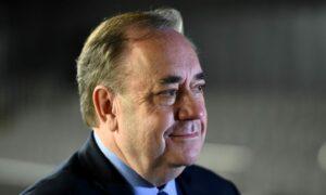 Alex Salmond, the former first minister.