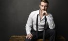BGT winner Jai McDowall will perform at Dunfermline's Alhambra Theatre next week. Pictures: Mark McGee Photography.