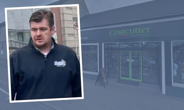 Edward Irvine racially abused the owner of the Costcutter store