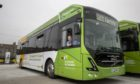 Stagecoach is launching 46 new electric buses across Scotland.
