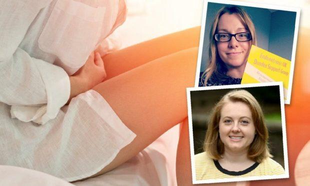 Women speak out about endometriosis.