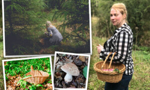Amy Rankine will be at the Scottish Game Fair this weekend.