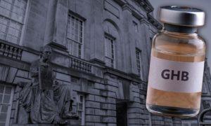 Edinburgh High Court heard both men had taken the drug GHB.